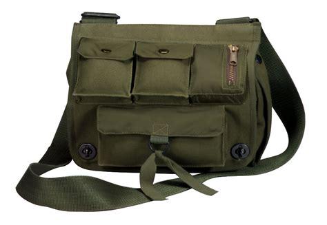 Esb9419 Tas Import Handbag Pagar bolsa hombro rothco tela venturer superviviente verde aceituna 2396 ebay