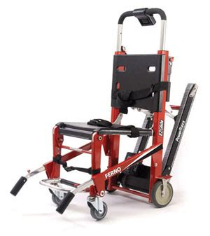 Ems Stair Chair by Ferno News Ferno Releases The Ez Glide 174 With