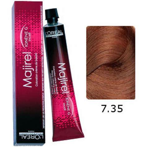 comprar majirel cool cover tonos moka 50ml peluqueria l oreal tinte majirel 7 35 rubio dorado caoba 50ml tienda web peluqueria
