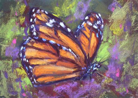 painting butterfly painting my world april 2010