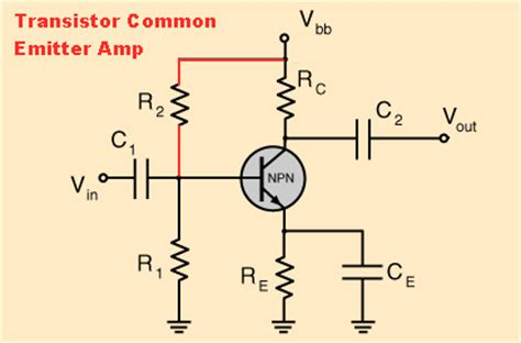 transistor lifier work how s work