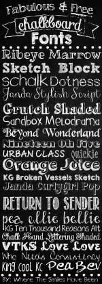 chalk lettering 101 an introduction to chalkboard lettering illustration design and more books best 25 chalkboard lettering ideas on