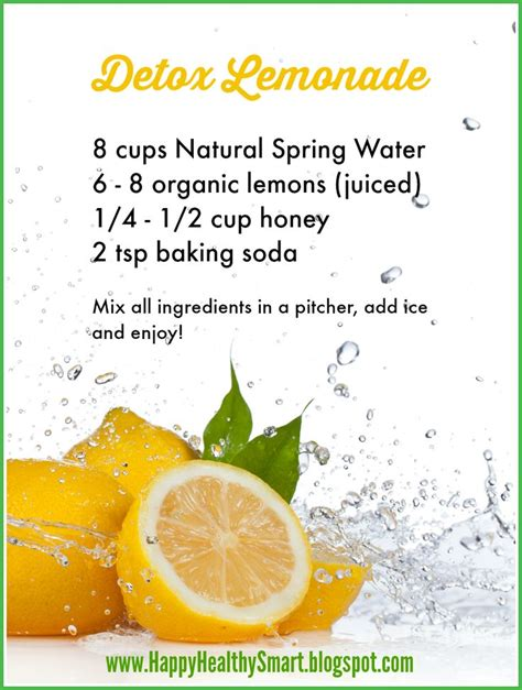 Reasons To Detox In A Facility by 20 Reasons To Drink Lemon Water Every Day Lemon Detox