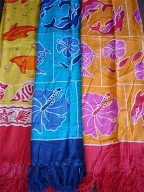 Kain Sarung Pantai Bali Sablon 4 Oleh Oleh Khas Bali omahkumlg toko oob 005 kain pantai khas bali
