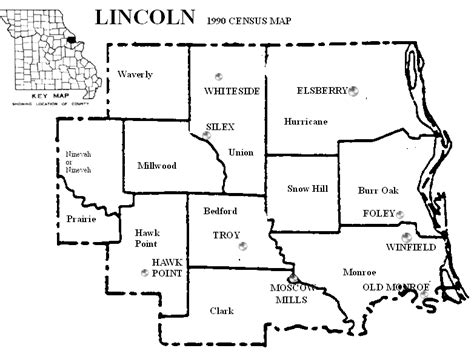 21 unique map lincoln missouri swimnova