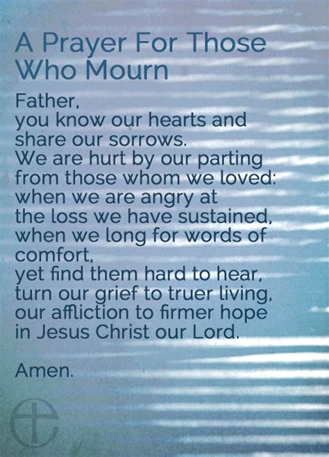 prayers for comfort in loss pinterest the world s catalog of ideas