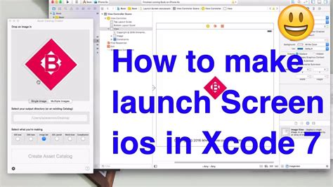 tutorial xcode 7 español how to make launch screen ios in xcode 7 ios development