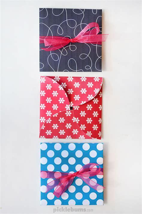 Printable Gift Card Holders - free printable gift card holders picklebums