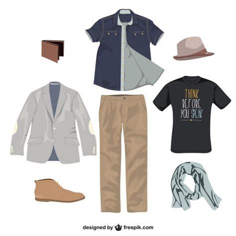 clothes design vector man clothes vector vector free download