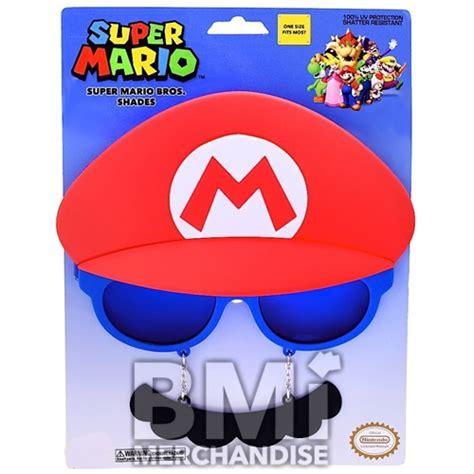 supermario bros mario shades