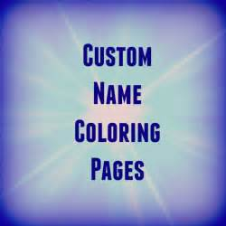 what color is your name 31 printable name coloring pages color your name custom