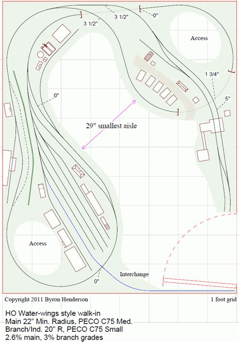 design ho track layout building the virginian model railroader magazine model