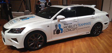 Toyota 2020 Autonomous Driving by Toyota 2020 Autonomous Driving Auto Road Show