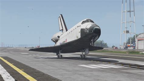 To Shuttle Or Not To Shuttlethat Is The Questions by 侠盗联盟组 搬运 Nasa航天飞机 侠盗猎车手5 Gta5 游侠netshow论坛