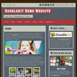 doodle kit free doodlekit free website builder