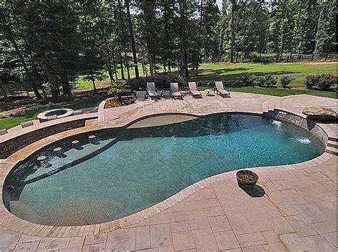 Backyard Pool Oasis Backyard Oasis Pools Marceladick