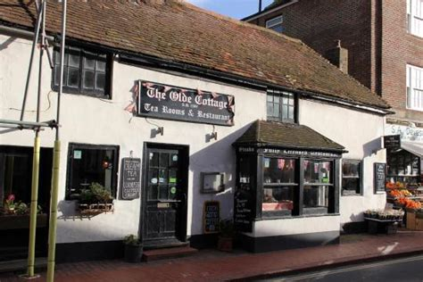 olde tea room best in town picture of the olde cottage tea rooms restaurant rottingdean