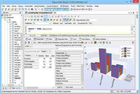 format date mysql query aqua data studio mysql database admin tool aquafold
