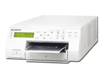 Kertas Usg Sony Paper Up 110 Hg 1 aparaty ultrasonograficzne chison mindray sondy doplery