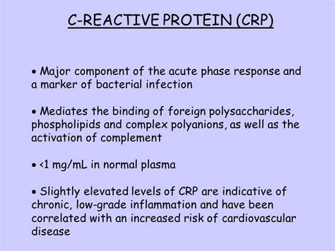 c protein in blood blood cells and plasma proteins ppt