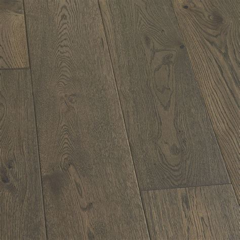 Wide Plank Oak Flooring Malibu Wide Plank Oak Baker 3 8 In Thick X 6 1 2 In Wide X Varying Length Engineered