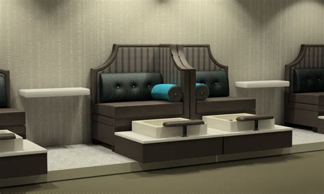 spa couches spa pedicure chairs spa style s blog