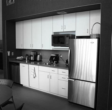 Banquettes Furniture Toronto Regional Conservation Authority Kitchenette