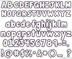 best 25 bubble letter fonts ideas only on pinterest