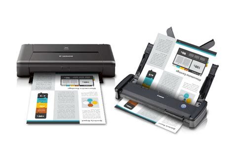 canon mobile scanner canon pixma ip110 and imageformula p 215ii mobile print
