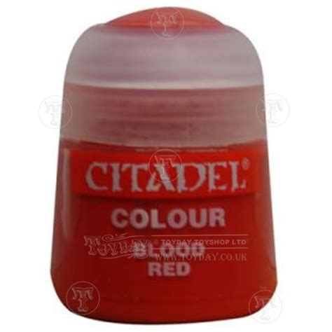 blood red paint citadel blood red paint discontinued