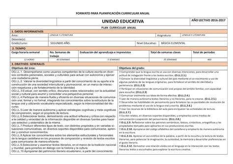 plan anual y unidades de 3 grado comunicacin jec calam 233 o pca libro