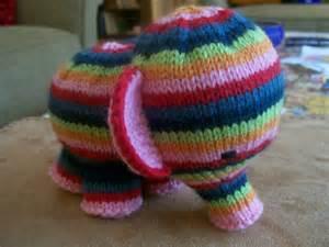 elephant knitting pattern free elephant patterns knitting bee 8 free knitting