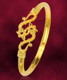 22k gold bangles india