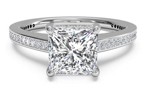Princess Cut Engagement Rings ? A Cut Worth Considering