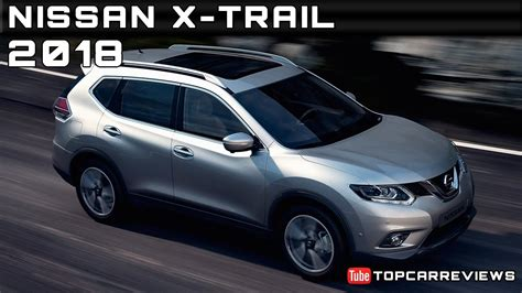 2018 nissan x trail 2018 nissan x trail review rendered price specs release
