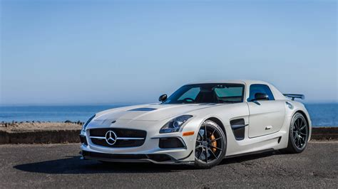 Mercedes Sls Amg by Sls Amg Gt Black Series Autos Post