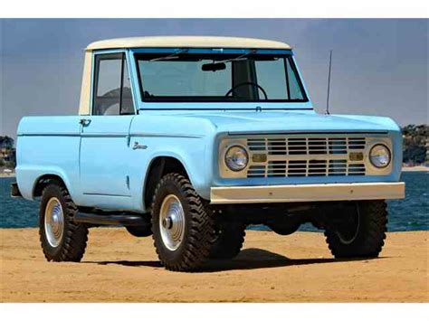 1966 1977 ford broncos for sale classic ford bronco for sale on classiccars 128