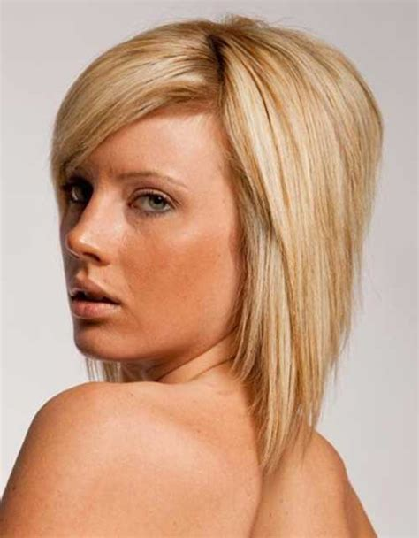 layered inverted bob hairstyles inverted bob haircuts the best short hairstyles for