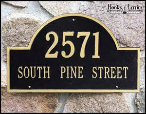home address signs address plaques address signs decorative home