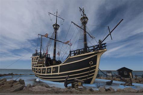 Pirate Ship up the east coast argentina fromalaskatobrazil
