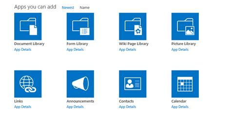 sharepoint 2013 document library template sharepoint 2013 app icon for library template stack overflow