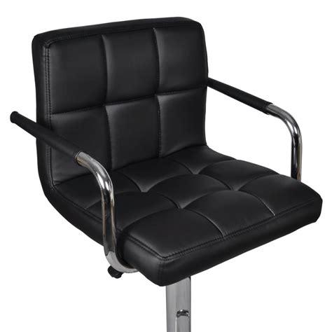 stuhl mit armlehne schwarz 2 x barhocker bar stuhl schwarz mit armlehne g 252 nstig