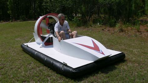 hovercraft plans beautiful scenery photography