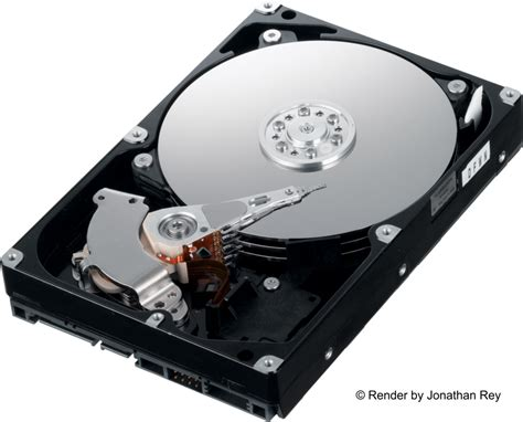 drive meaning hard disk hdd 3 5 sata high definition render png by