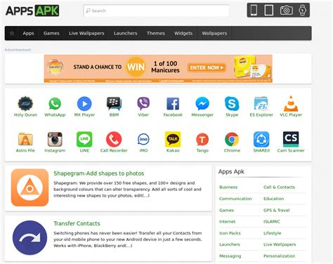best free android downloader 7 best websites to free android apps psk downloads