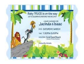 lion king invitations baby shower eysachsephoto com