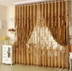 Living Room Valances Sale On Sale 2 2 7m Ready Made Window Curtains For Living Room