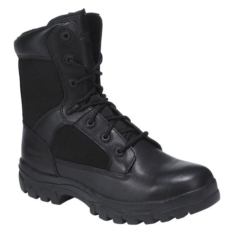 mens winter boots sears diehard airport friendly 8 work boot get traction and