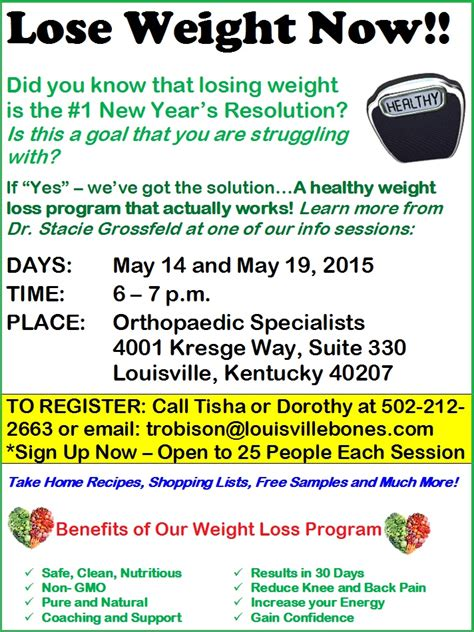 weight management louisville ky weight loss program orthopaedic specialists louisville ky