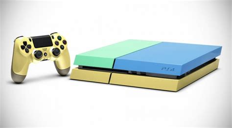 ware colors colorware playstation 4 mikeshouts